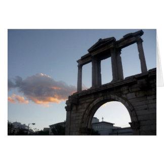 arch hadrian dusk card