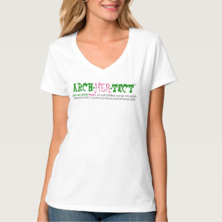 arch-HER-tect Tee Shirt