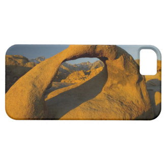 Arch in Alabama Hills Eastern Sierras near Lone iPhone SE/5/5s Case