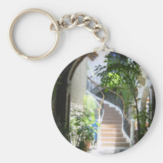 Arch in Antigua Key Chain