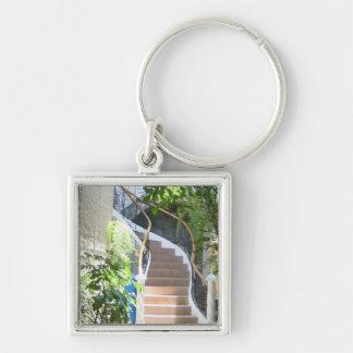 Arch in Guatemala Keychain