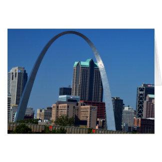 Arch in  Missouri/ St louisCard  II Card