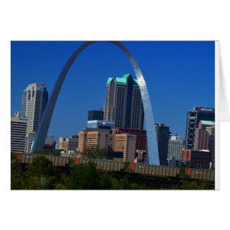 Arch in  Missouri/ St louisCard  III Card