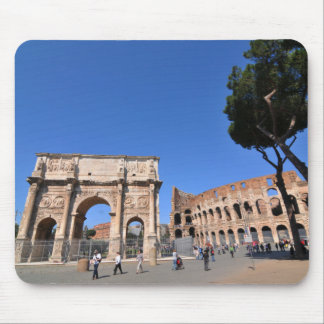 Arch in Rome, Italy Mouse Pad