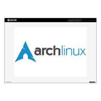 "Arch Linux Logo 15"" Laptop Skin"