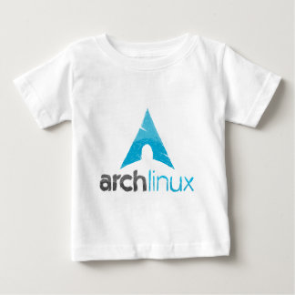 Arch Linux Logo Baby T-Shirt