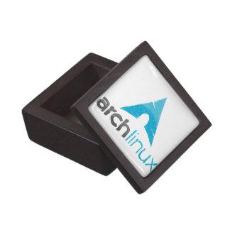 Arch Linux Logo Gift Box