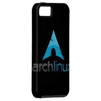 Arch Linux Logo iPhone SE/5/5s Case