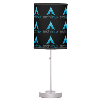 Arch Linux Logo Lamp