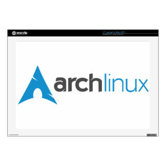 Arch Linux Logo Laptop Decals