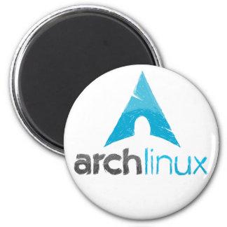 Arch Linux Logo Magnet