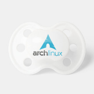 Arch Linux Logo Pacifier