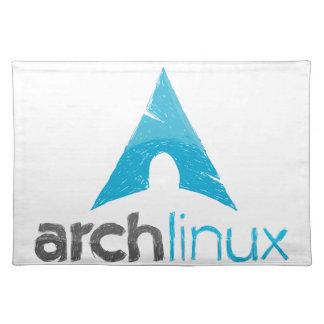 Arch Linux Logo Placemat