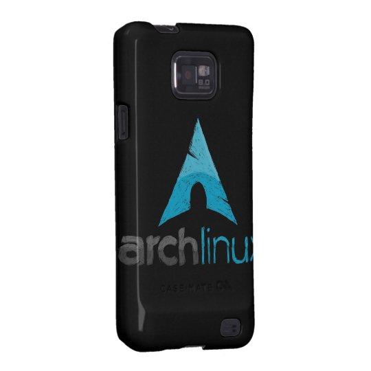 Arch Linux Logo Samsung Galaxy S2 Case