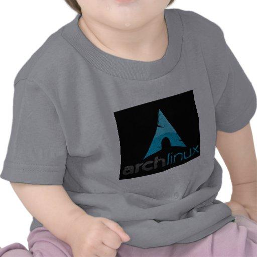 Arch Linux Logo Shirts