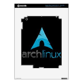 Arch Linux Logo iPad 3 Decal