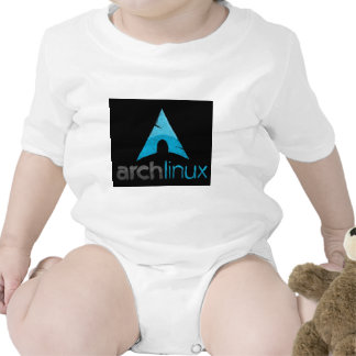 Arch Linux Logo Baby Creeper