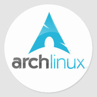 arch linux soon stickers