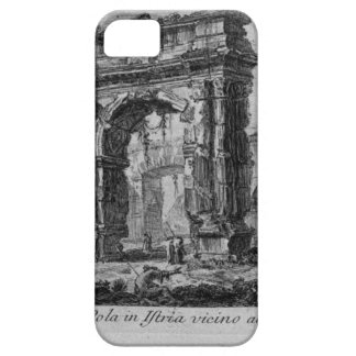 Arch of Augustus, manufactured by Rimini by Giovan iPhone SE/5/5s Case