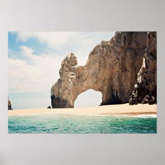 Arch Of Cabo San Lucas, Mexico Poster
