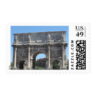 Arch of Constantine, Rome Postage