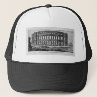 Arch of Drusus and the door of St Sebastian Trucker Hat