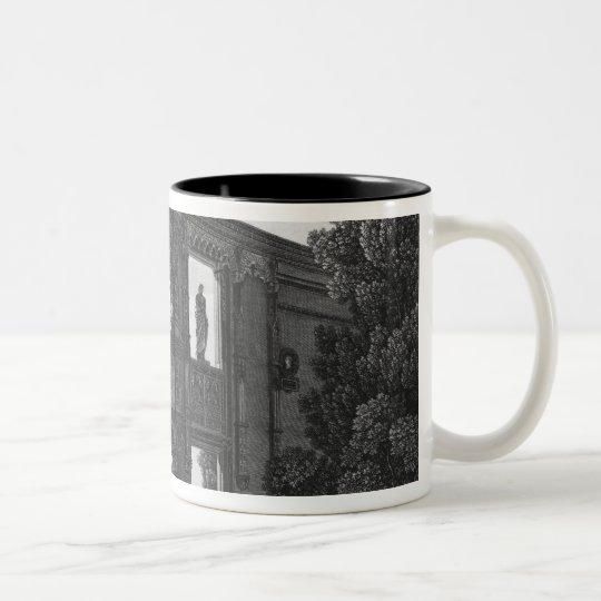 Arch of Gaillon, Musee des Monuments Francais Two-Tone Coffee Mug