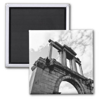 Arch of Hadrian Greece Magnet