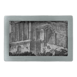 Arch of Pula in Istria near the port by Giovanni Belt Buckle