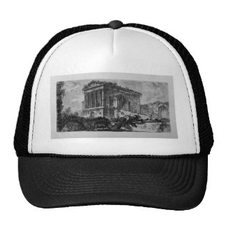 Arch of Pula in Istria near the port by Giovanni Trucker Hat