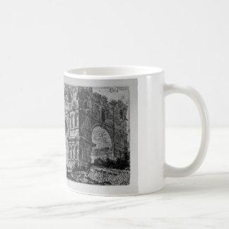 Arch of Titus in Rome by Giovanni Battista Piranes Coffee Mug