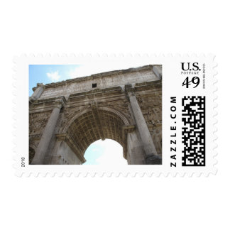 Arch of Titus Stamp