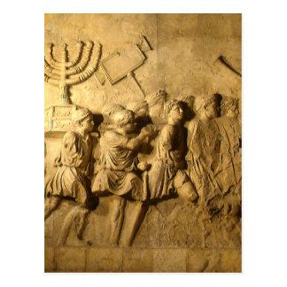 Arch of Titus Postcard