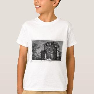 Arch of Trajan in Ancona Giovanni Battista Piranes T-Shirt