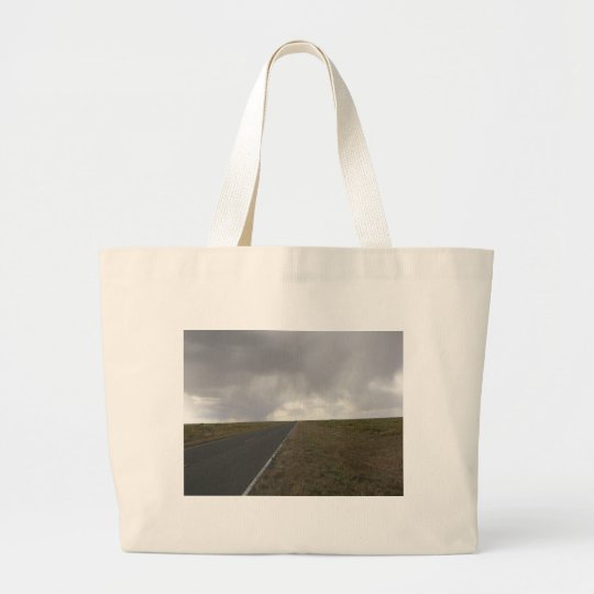 Arch Road Large Tote Bag