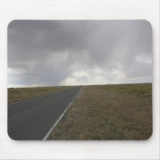 Arch Road Mouse Pad