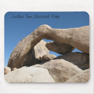 Arch Rock -Joshua Tree Mouse Pad