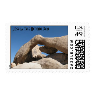 Arch Rock -Joshua Tree Postage