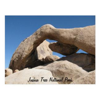Arch Rock -Joshua Tree Postcard