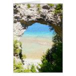Arch Rock, Mackinac Island Greeting Cards