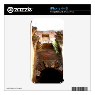 Arch Skin For iPhone 4S