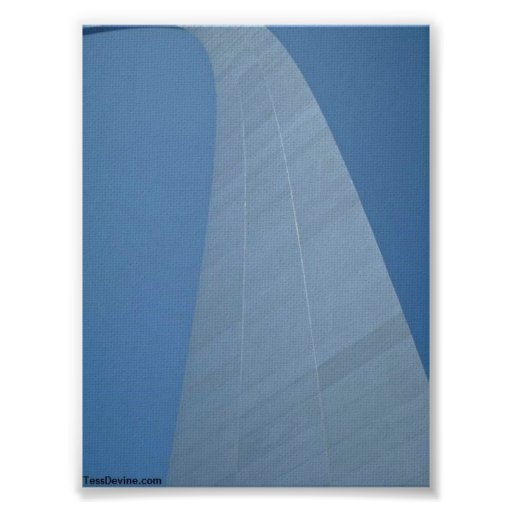 Arch STL Poster
