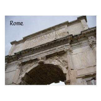 arch titus postcard