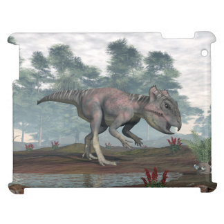 Archaeoceratops dinosaur cover for the iPad
