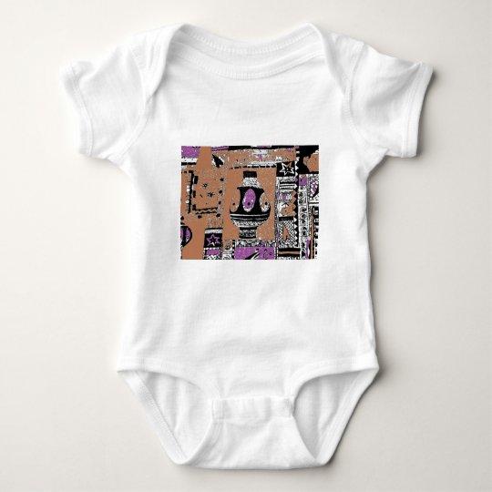 Archaeological Dig Design Baby Bodysuit