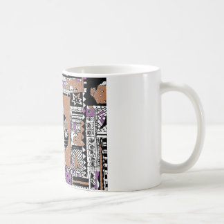 Archaeological Dig Design Coffee Mug