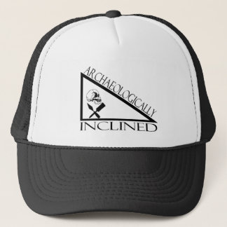 Archaeologically Inclined Trucker Hat