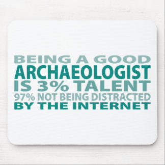 Archaeologist 3% Talent Mouse Pad