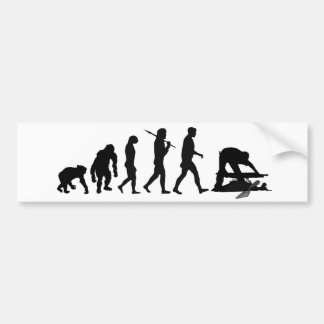 Archaeologist  archeology site lovers gifts bumper sticker