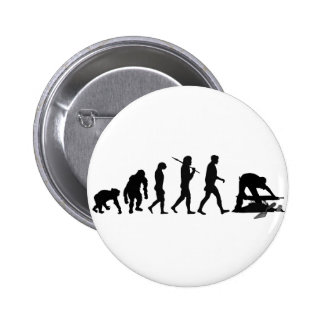 Archaeologist  archeology site lovers gifts 2 inch round button